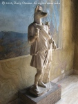 Dog man statue, Vatican Museum (from Egypt)