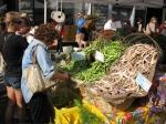 Nice selection of fresh produce at the Ballard Farmers Market