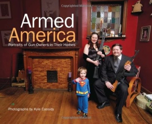 To understand why we have so many shootings, one may wish to buy this book: Armed America: Portraits of Gun Owners in Their Homes by Kyle Cassidy. Go to http://www.armedamerica.org/. The cover photo provides a shockingly good insight into the national crisis over gun related violence.