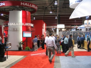 The super-sized Oil and Gas Expo in Calgary is a perfect example of how important trade fairs are in the private sector.