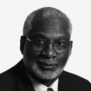 "Former U.S. Surgeon General and ""Public Health Hero"" Dr. David Satcher."