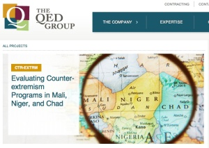 QED Project in NorthAfrica