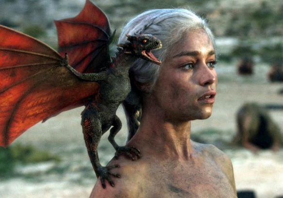 Emilia Clark, mother of dragons in the smash HBO TV series Game of Thrones, is a good visual metaphor of what public health is not in the bruising world of budget appropriations at the state and federal levels of government.