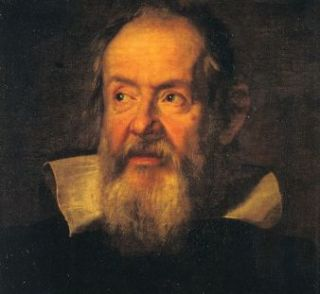 Italian physicist and mathematician Galileo was deemed a heretic and tried for his promotion of the Copnernican view that the earth orbits the sun and that the earth is not the center of the universe.