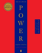 48 Laws of Power, by Robert Greene