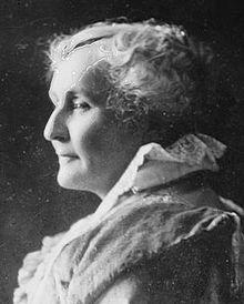 Kate Waller Barrett, former president of the National Florence Crittenton Mission.