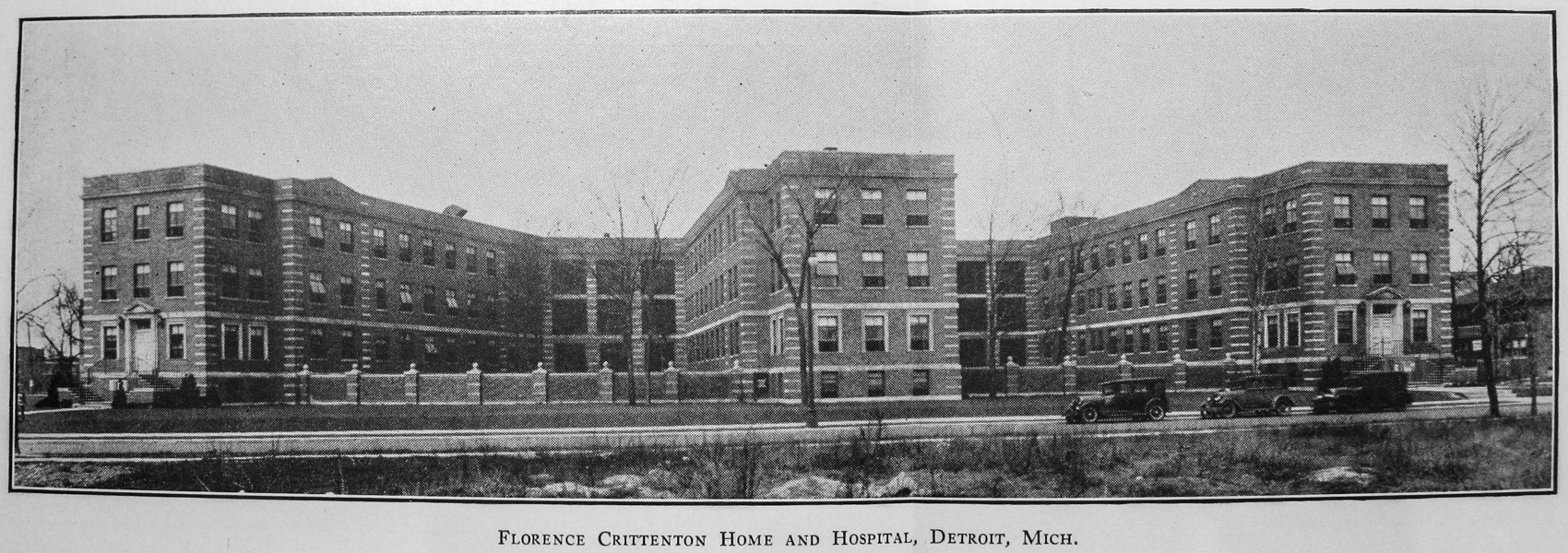 Detroits complex legacy in the national florence crittenton florence crittenton home and hospital detroit 1932 source fifty years work with 1betcityfo Images