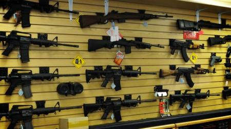 Walmart is the largest commercial retailer of guns in the United States, including semi-automatic rifles commonly used now in mass shootings.