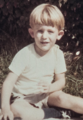 Rudy Owens, as a young child, and later someone denied equal treatment under the law because of my status as both an adoptee and someone born