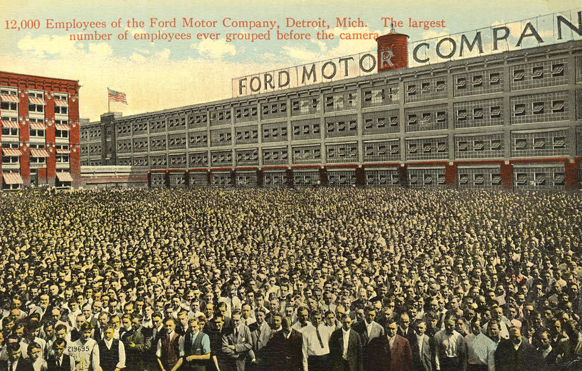 Books about detroit rudy owens blog the ford motor co left detroit more than a century ago and located in next door dearborn 1betcityfo Images